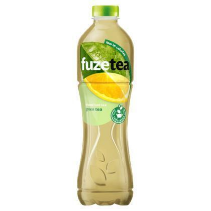 FUZE TEA GREEN (rol, 125 × 1.25L)