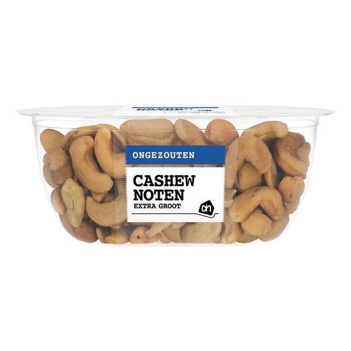 Cashewnoten ongezouten (170g)