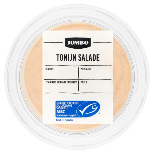 Jumbo Tonijn Salade 80 g (80g)