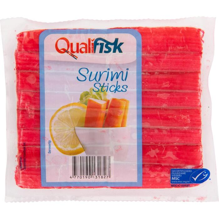 Qualifisk MSC Surimi sticks 250 gram (250g)