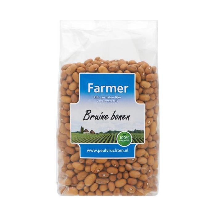Bruine bonen (Stuk, 500g)