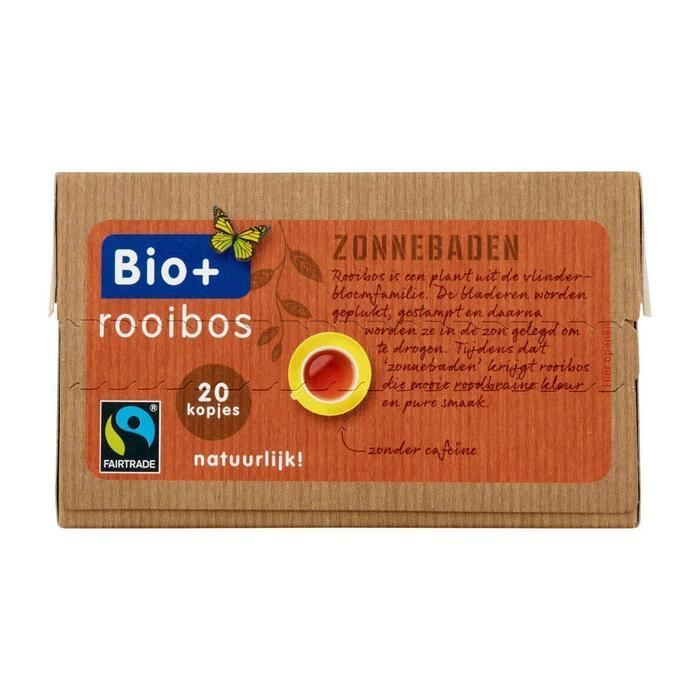 Bio+ Rooibos thee