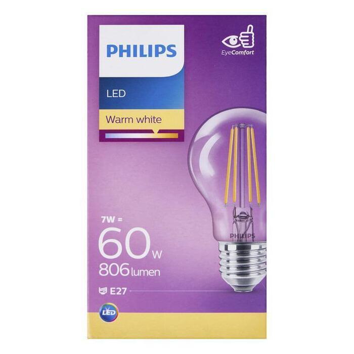 Philips Fil std E27 60W
