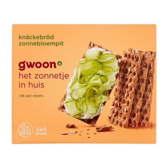 g'woon Knackebrod spelt tarwe (doos, 265g)