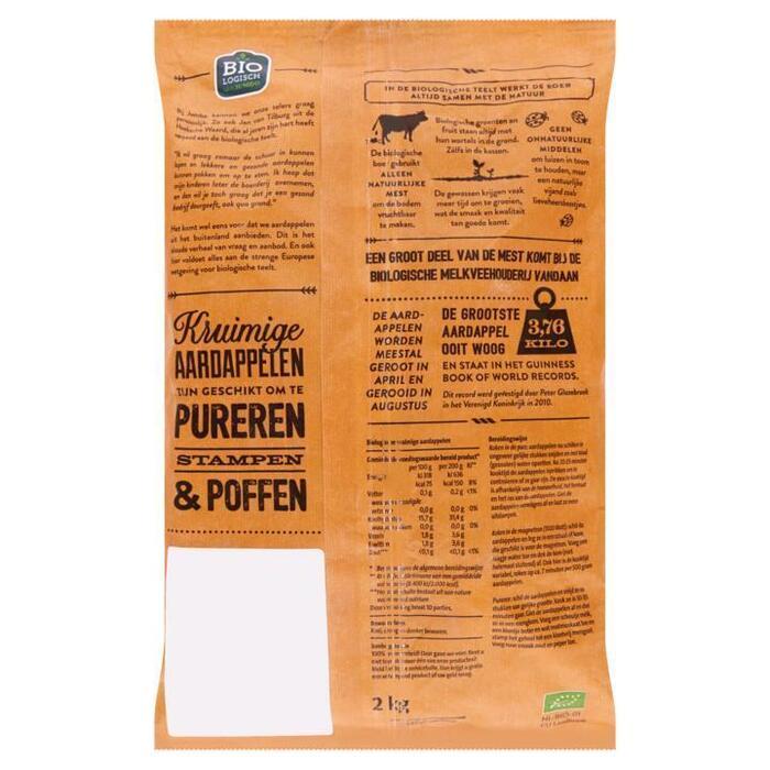 Aardappelen (zak, 2kg)