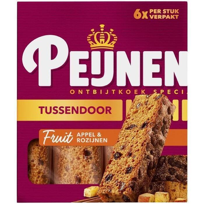 Peijnenburg tussendoor (doos, 6 × 207g)