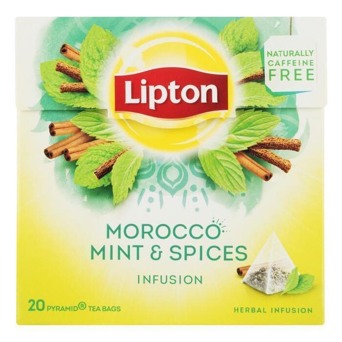 Herbal Infusion Morocco Mint (20 zakjes) (zakjes, 20 × 40g)