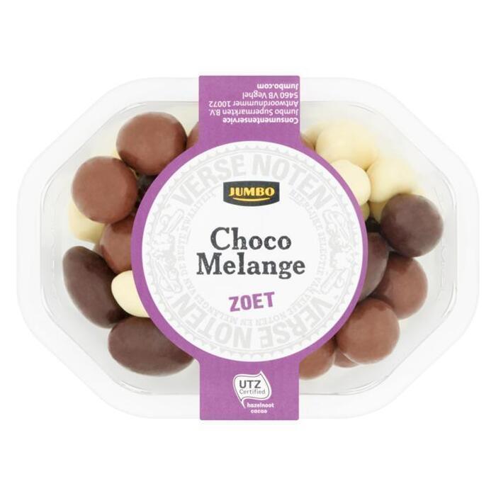 Jumbo Choco Melange Zoet 225 g (225g)