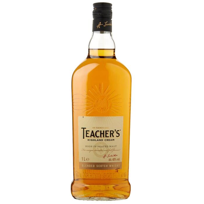 Teacher's 100cl (rol, 1L)