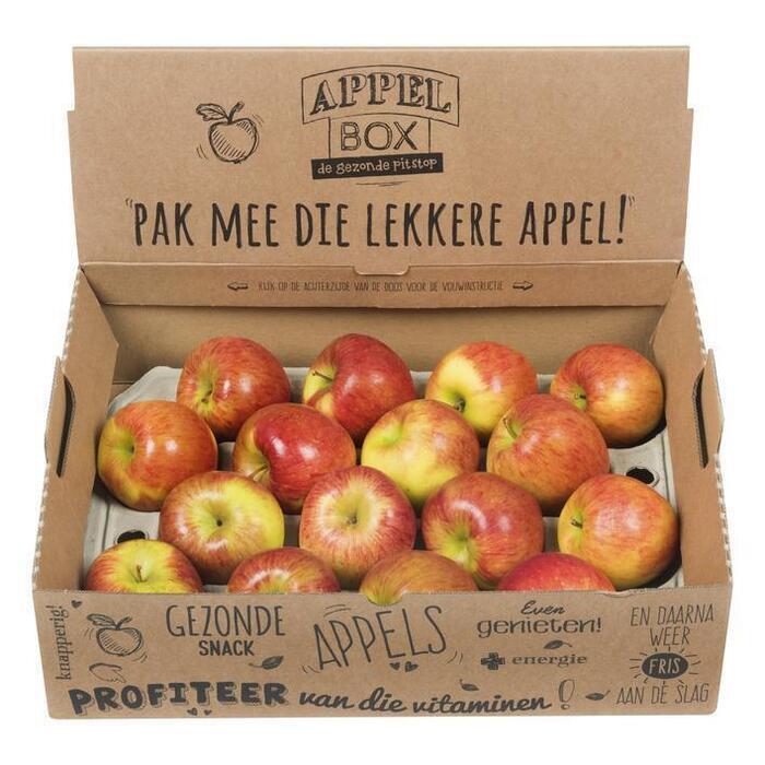 Appels van het seizoen voordeelpakket (16 × 3kg)