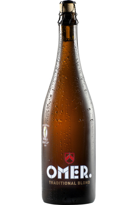 OMER TRADITIONAL BLOND BIER 75CL FLES (0.75L)