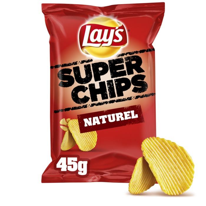 Superchips naturel (45g)