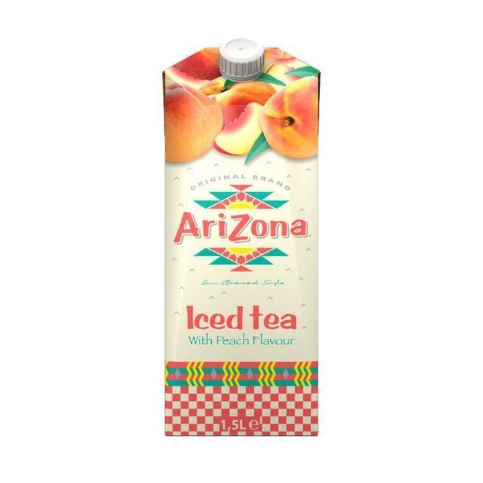 Arizona Peach icetea (1.5L)