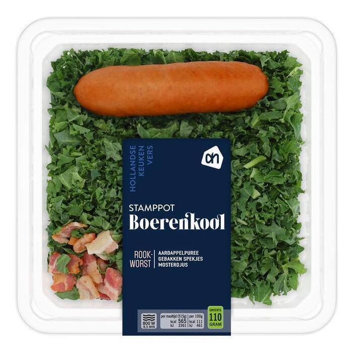 Verse stamppot boerenkool (bak, 515g)
