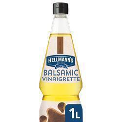Hellmann's Balsamic Vinaigrette (fles, 6 × 1L)
