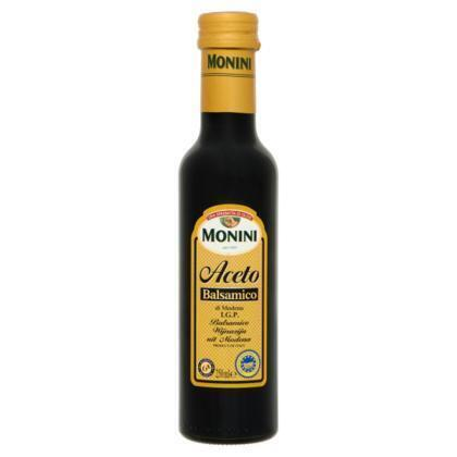 Monini Balsamico azijn (250ml)