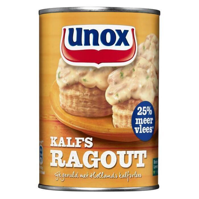 Unox Ragout kalf (400g)