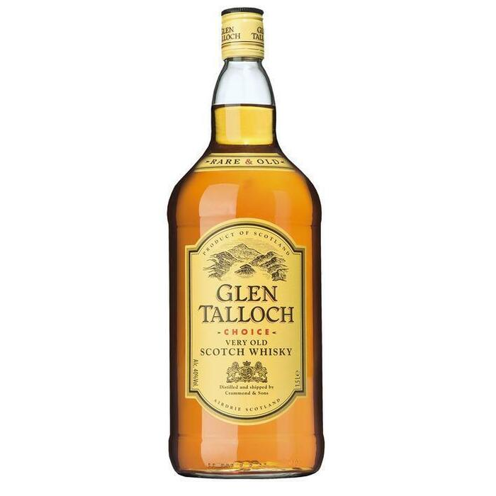 Glen Talloch Blended scotch whisky (rol, 150 × 1.5L)