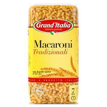 Grand'Italia Pasta Macaroni Tradizionali 500 g Zak (500g)