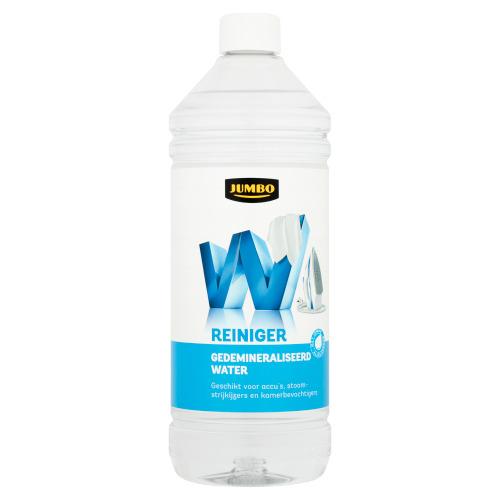 Jumbo Reiniger Gedemineraliseerd Water 1 L (1L)