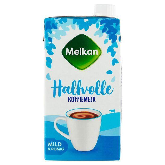 Koffiemelk halfvol (pak, 47.1cl)