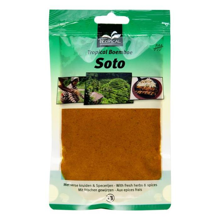 Tropical Boemboe soto (100g)