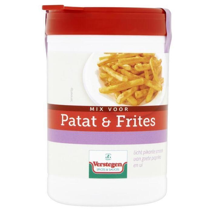 Verstegen Mix voor Patat & Frites 80 g (80g)