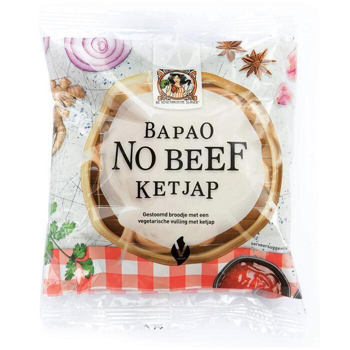 Vegetarische Slager Bapao no beef ketjap (120g)