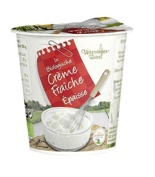 Boeren crème fraîche (125ml)