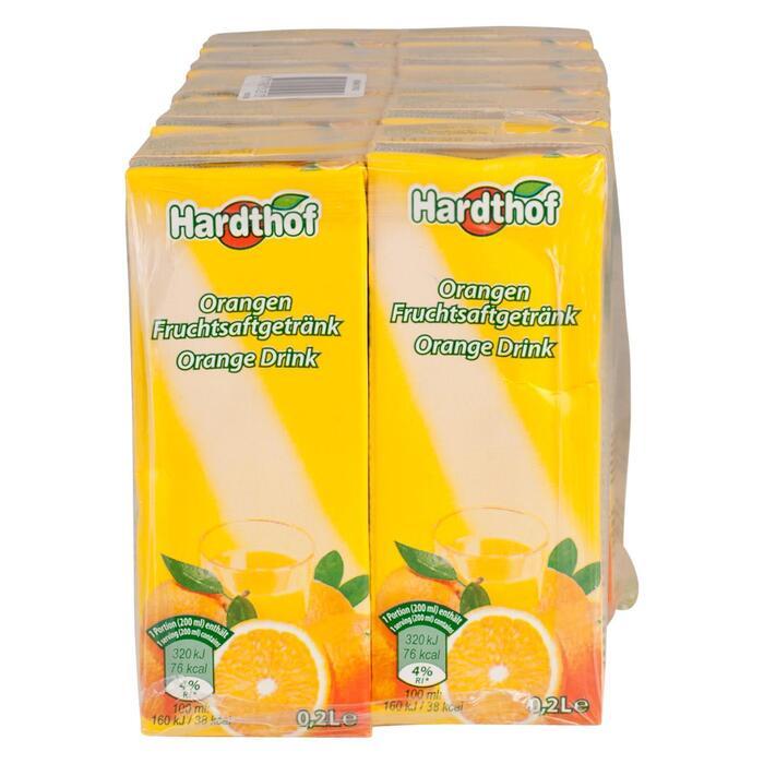 Orange Drink (Stuk, 10 × 200ml)