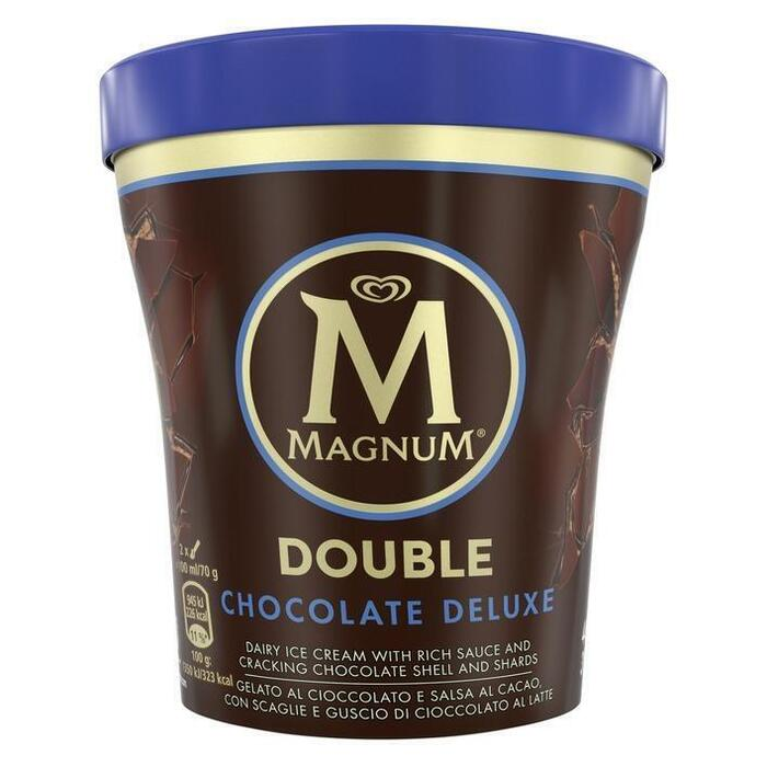 Magnum Pint Double Chocolate Deluxe IJs 440 ml (44cl)