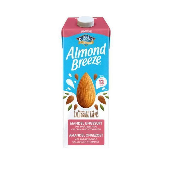 Almond Breeze Almond ongezoet (1L)