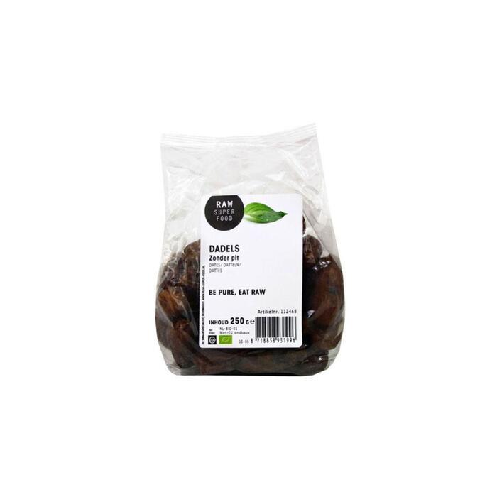 RAW Organic Food Dadels (1kg)