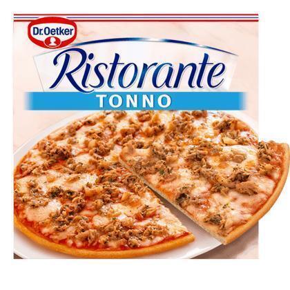Dr. Oetker Ristorante Pizza Tonno 355 g (Stuk, 355g)