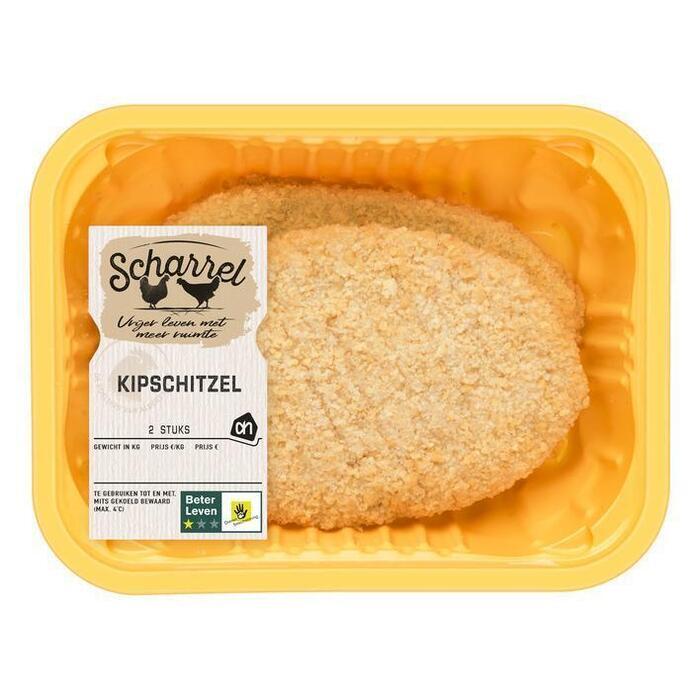 AH Scharrel kipschnitzel (240g)
