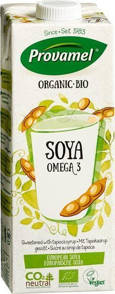 Soya omega 3 (pak, 1L)