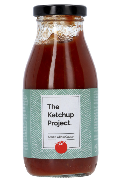 Sauce with a Cause The ketchup project (250ml)