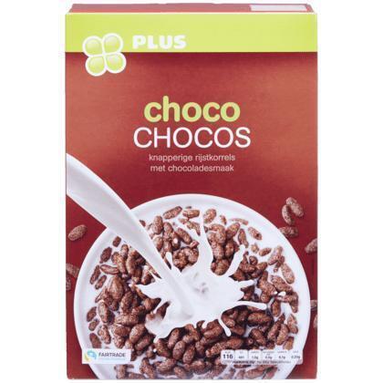 Choco choco's Fairtrade (375g)