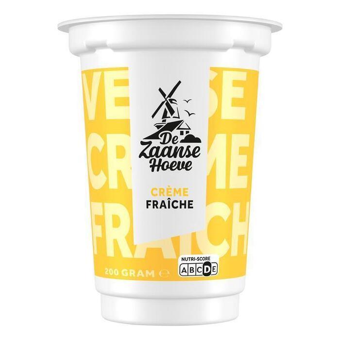 Crème fraîche (bak, 200g)