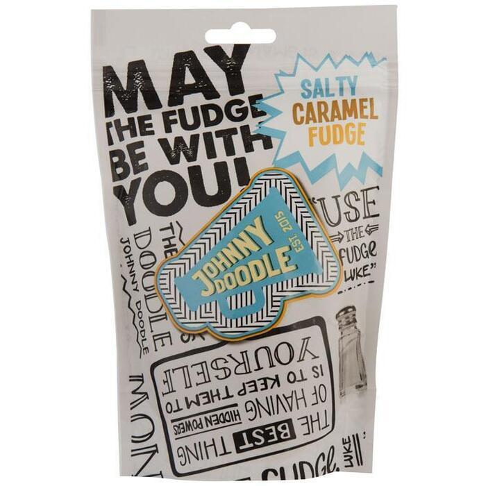 Johnny Doodle Salty Caramel Fudge 200g (200g)