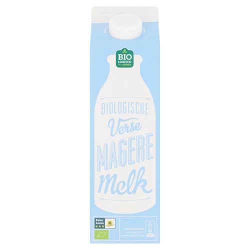Jumbo Biologische Verse Magere Melk 1L (1L)