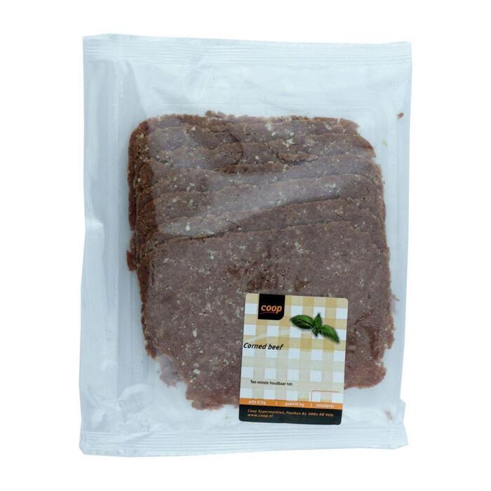 Coop Corned beef (125g)