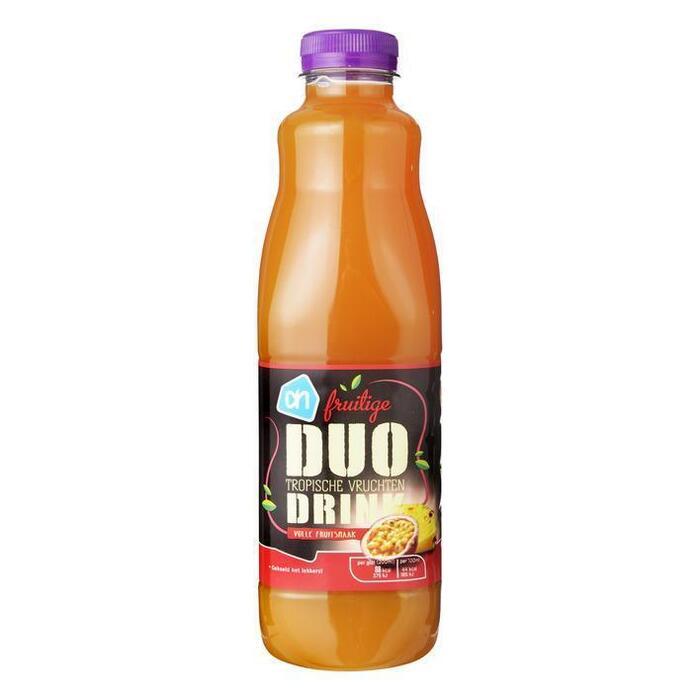 Duodrink tropische vruchten (1L)