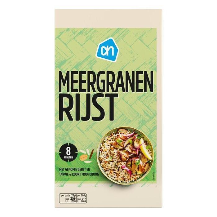 Volle Meergranen Rijst (doos, 275g)