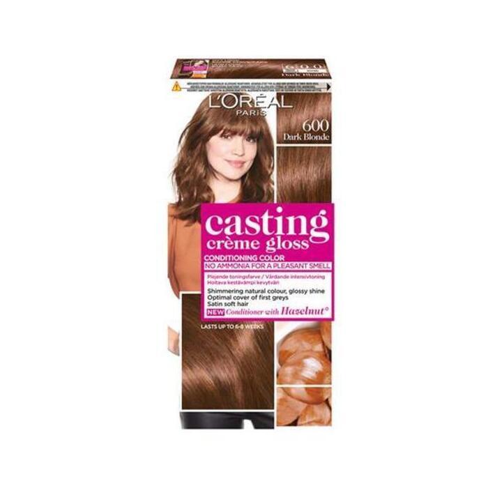 L'Oréal Casting crème gloss donkerblond 600 (160ml)