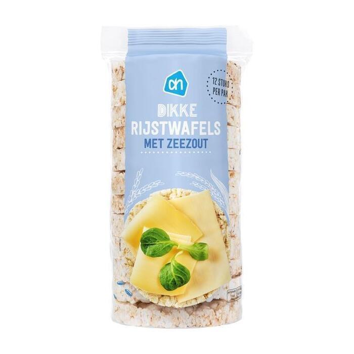 Rijstwafels Zeezout (120g)