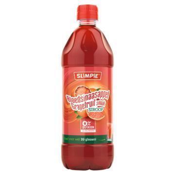 Slimpie Bloedsinaasappel grapefruit (0.65L)