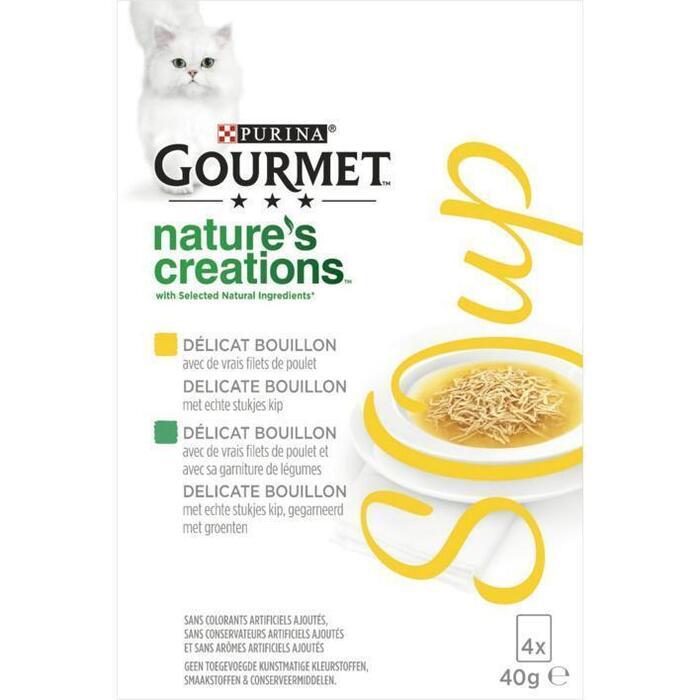 Gourmet Soup kip (4 × 40g)