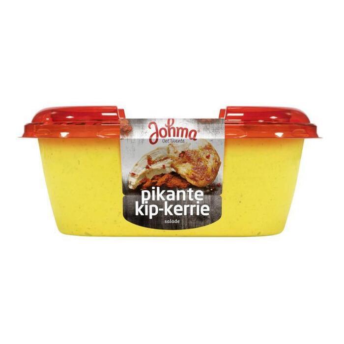 Pikante kip-kerrie salade (bak, 175g)