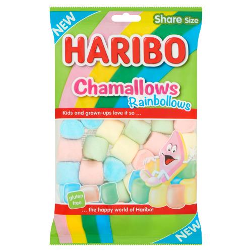 Haribo Chamallows Rainbollow 175 GRM (175g)